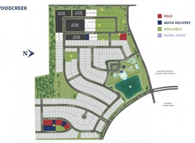 Wood Creek Sitemap